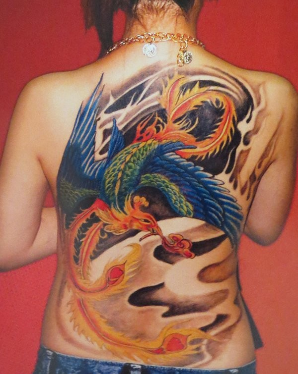 Japanese Phoenix Meaning