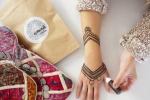 Mehndi Temporary Tattoos Kit