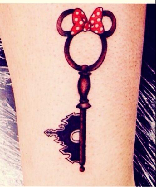 Disney Themed Tattoos