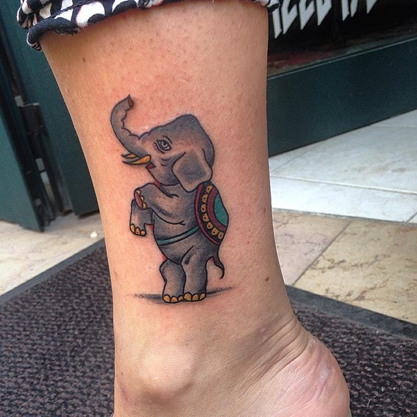 Monkey Tattoo Pictures