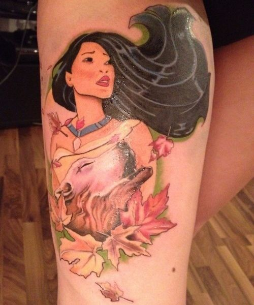 Disney Tattoos Ideas