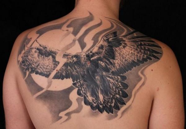 Sick Tribal Tattoos