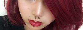 21 Beautiful Women with Face Piercings [Instagram]