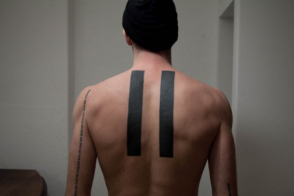 Geometric Tattoos For Men