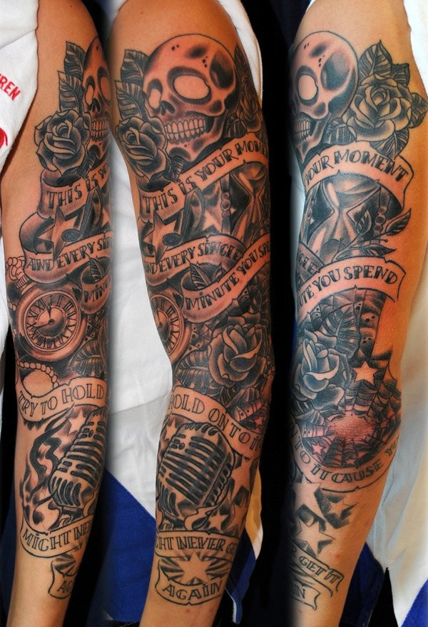 Half Sleeve Tattoos Meaning