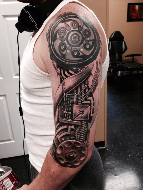 Half Sleeve Tattoos 110 Best Arm Tattoo For