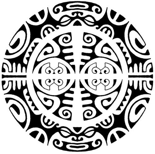Multiple Polynesian Symbol