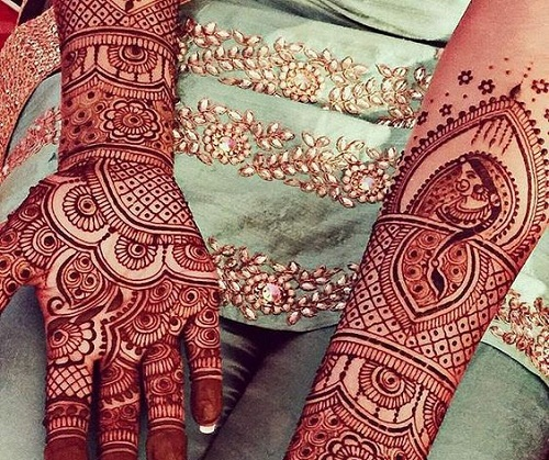 Best Henna 2015 Bridal Mehndi Designs