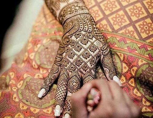 Best Henna 2017 Bridal Mehndi Designs