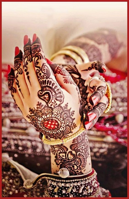 Henna Bridal Mehndi Designs