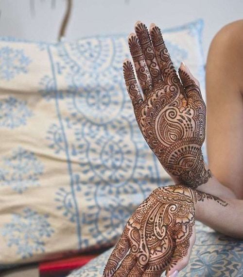 Incredible Bridal Mehndi Designs