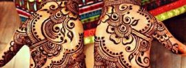 100 Latest Bridal Mehndi Designs with Images [2018]