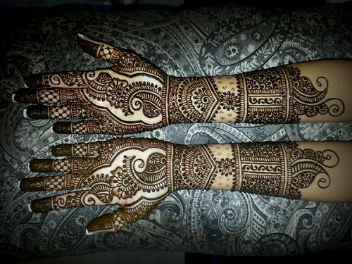 Stunning Bridal Mehndi Designs