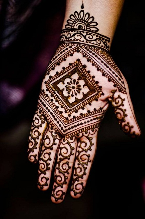 Divine Arabic Mehndi Designs