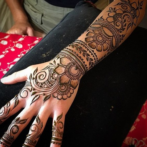 Originally posted at Heart Fire Henna