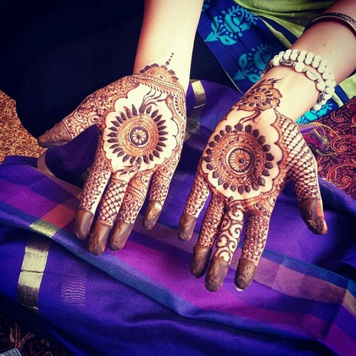 Mermerizing Arabic Mehndi Designs