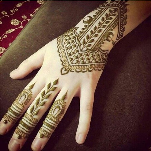 Must-Have Arabic Mehndi Designs