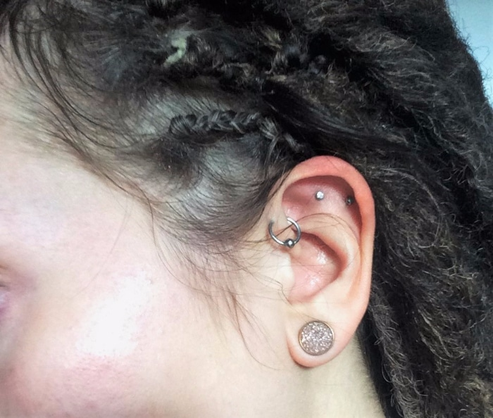 Forward Helix Piercing: Body Modification Story