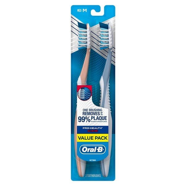 Oral B Pro Health All In One Toothbrush