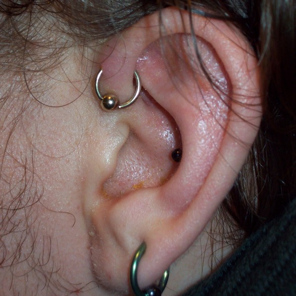Best Helix Piercing