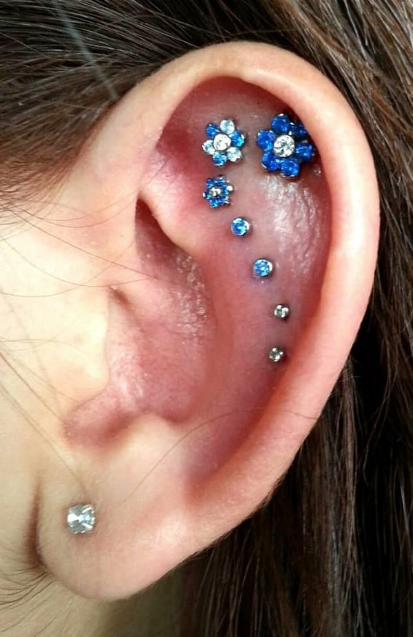Unique Piercing Ideas And Lists