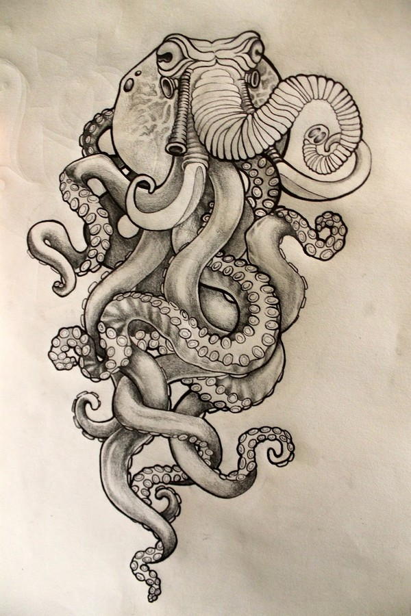 Cool Tattoo Drawing Designs