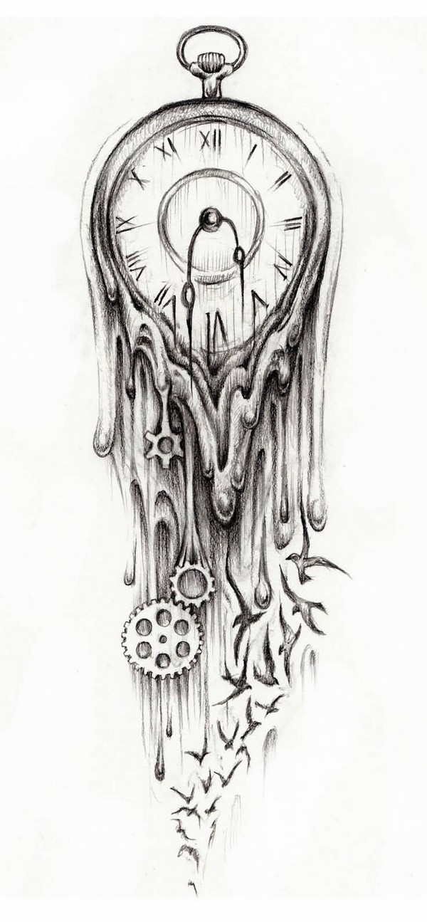 Dragon Tattoo Design Drawings