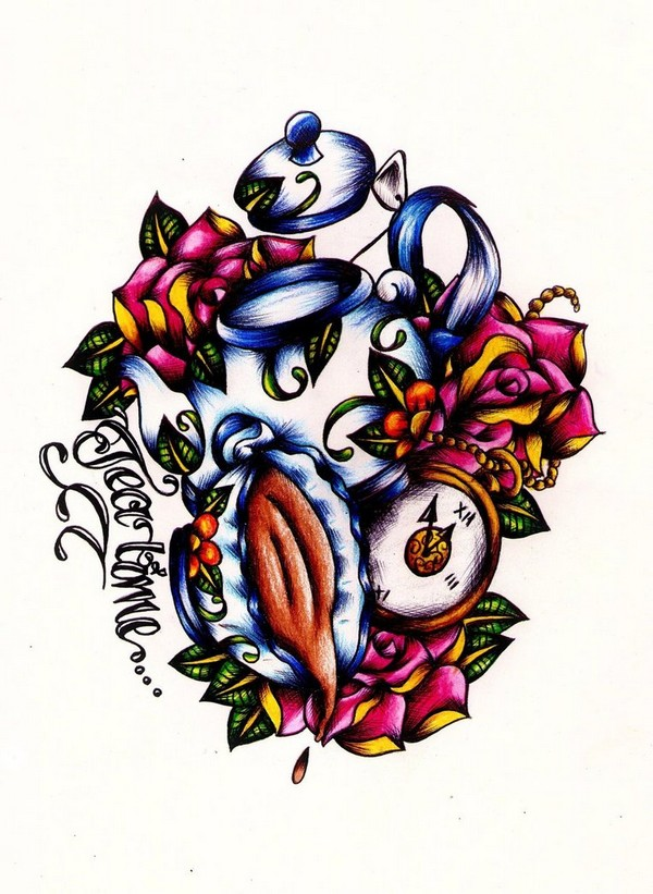 Tattoo Design Drawings