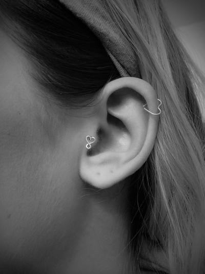 Tragus Pearl Jewellery