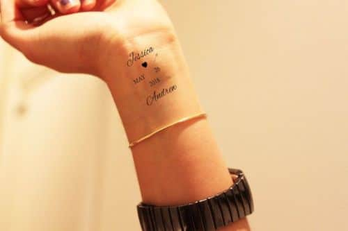 Temporary Tattoo Make Your Own