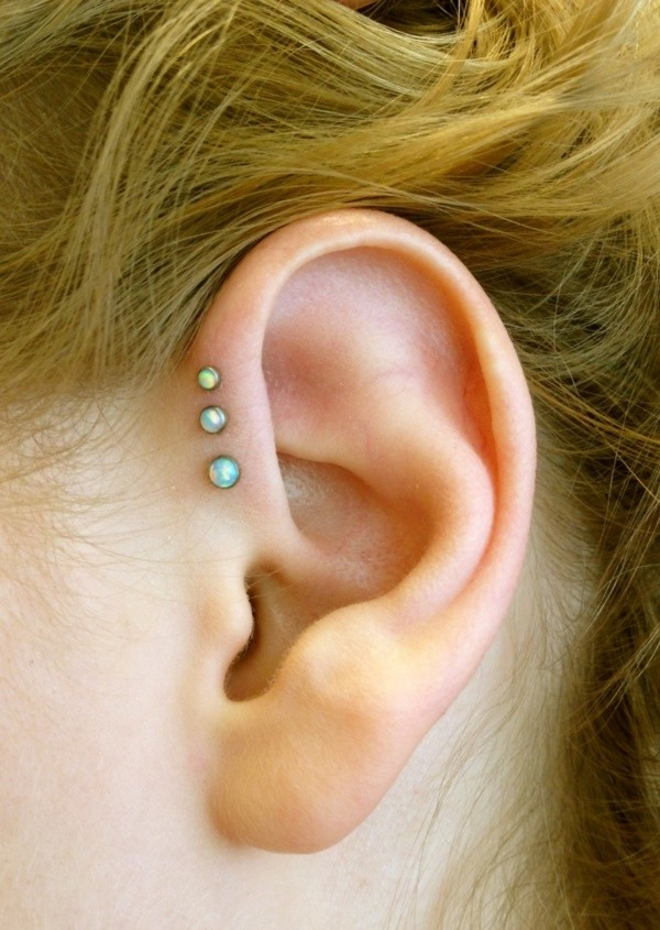 All Types Of Ear Piercings