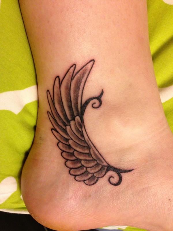 Broken Angel Tattoo