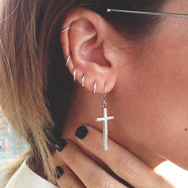 Cool Ear Piercing
