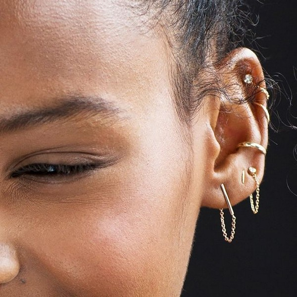 Cool Ear Piercings Ideas