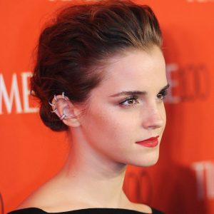 Emma Watson Piercing
