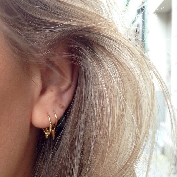 Nice Ear Piercings