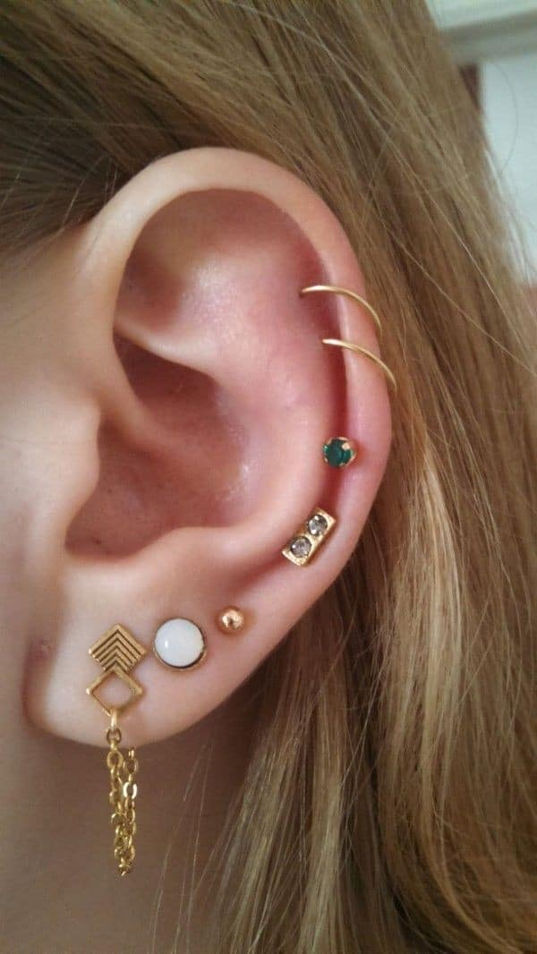 Piercings For Ears