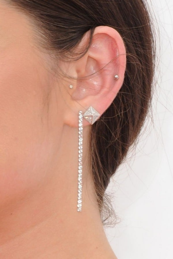 Piercings In The Ear