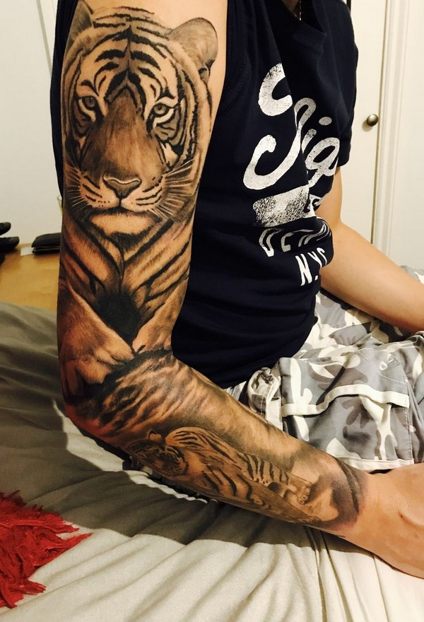 Arm Sleeve Tattoos