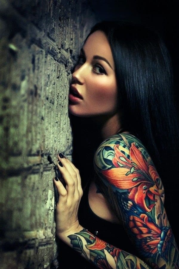 Arm Tattoo Ideas Girl