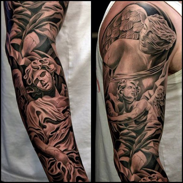 Best Sleeve Arm Tattoo Designs