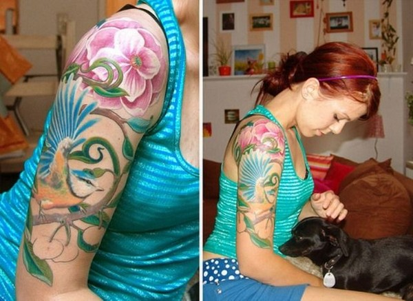 Inner Arm Tattoo Placement
