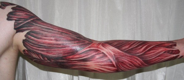 Sleeve Arm Tatttoo Theme Ideas