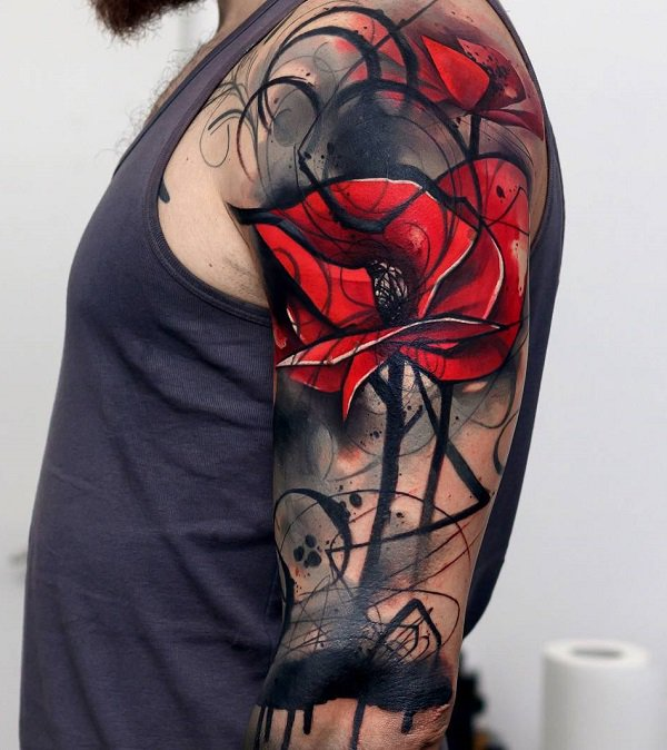 Sleeve Tattoos For Girls
