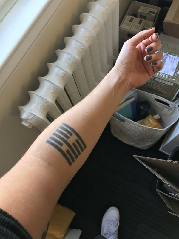 Small Arm Tattoos