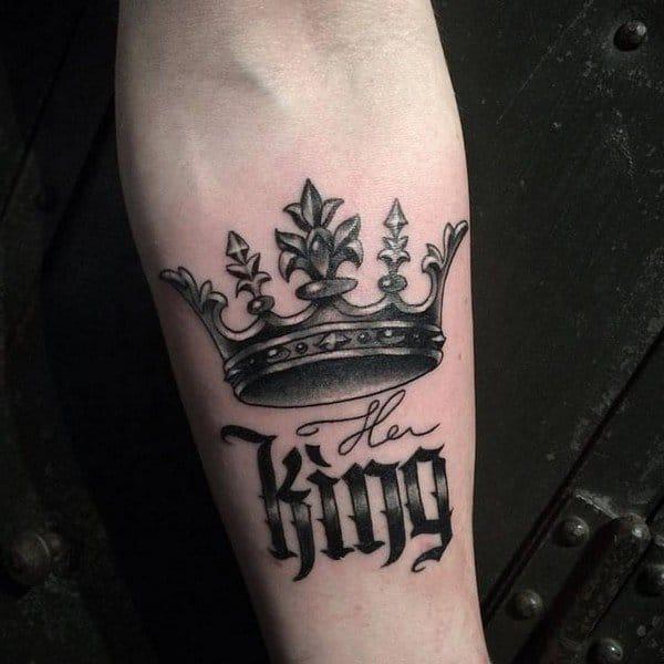 Crown Electric Tattoo