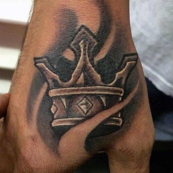 Crown Tattoo Meaning Gang
