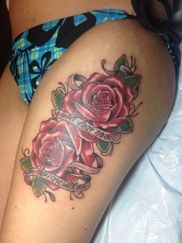 Leg Tattoos For Ladies