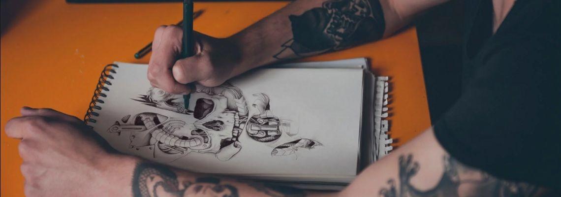 tattoo design drawing