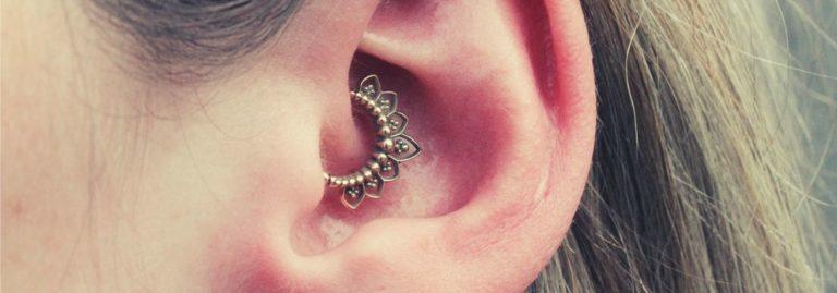 daith piercing jewelry